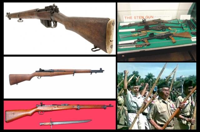 Senjata Pejuang Indonesia